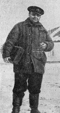 Дрейфующая станция «северный полюс-4» (1954—1956)
