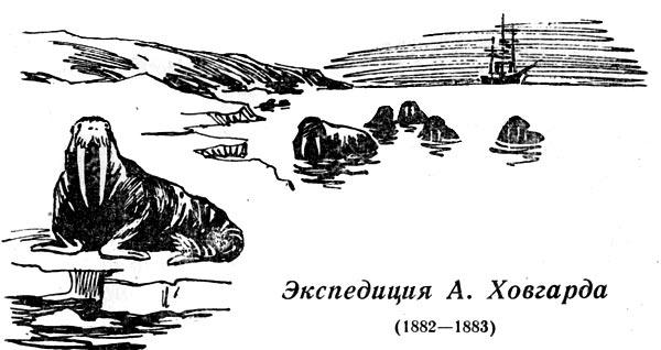 Экспедиция а. ховгарда (1882—1883)