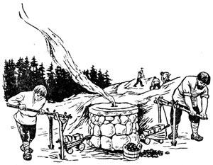 Рудознатцы и горный промысел